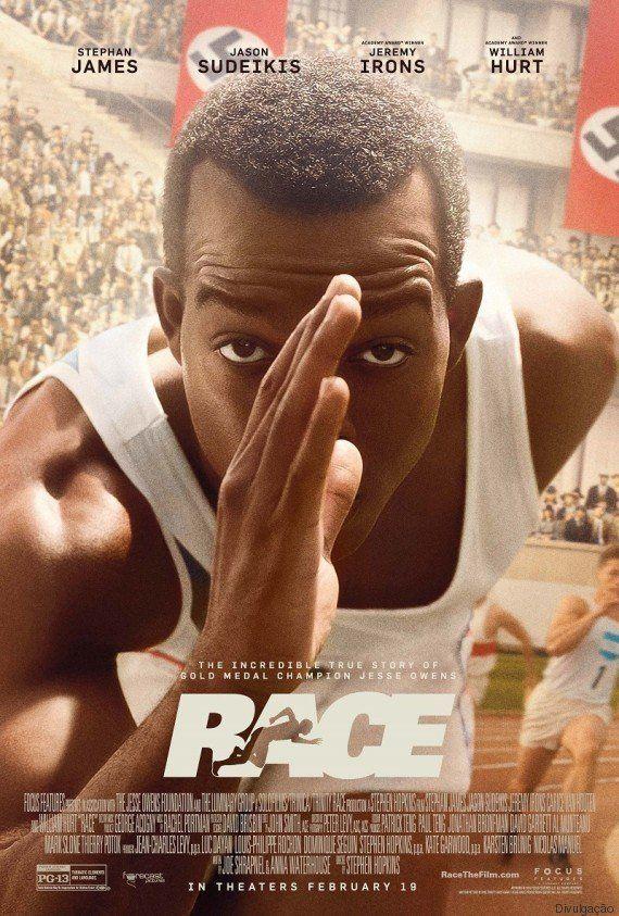 Está vindo aí a cinebiografia de Jesse Owens, o corredor negro que humilhou Hitler e a Alemanha