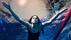Ela fugiu da guerra na Síria nadando. E hoje vai nadar na Rio