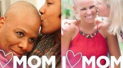 Dia das mães? Viral I ♥ Mom é campanha contra câncer de
