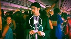 'John Travolta Confuso' e mais 9 figuras que arrasaram na fantasia de