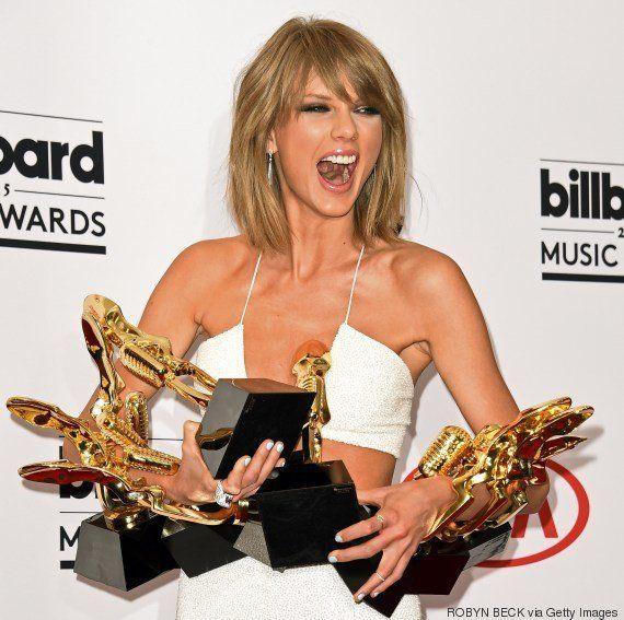 Taylor Swift lidera entre músicos mais bem pagos em lista da