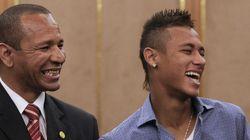Pai de Neymar dobra aposta contra denúncia por fraude e falsidade