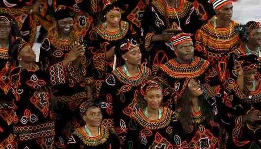 Negro é lindo: Os africanos DOMINARAM a abertura da