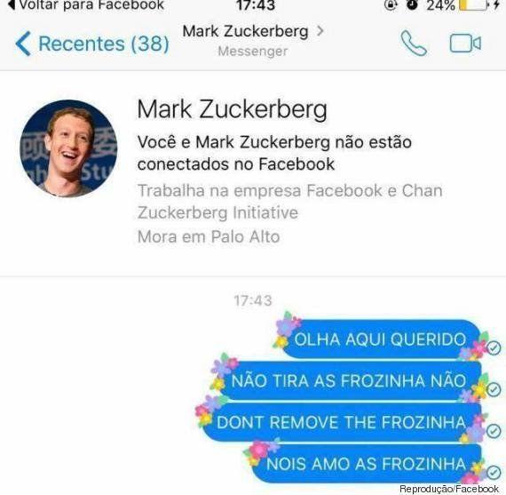 #FicaFlorzinha: Brasileiros criam campanha para manter botão de 'gratidão' do Facebook mesmo após o Dia...