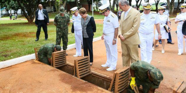 Dilma vai à TV pedir mobilização de todos na guerra contra o