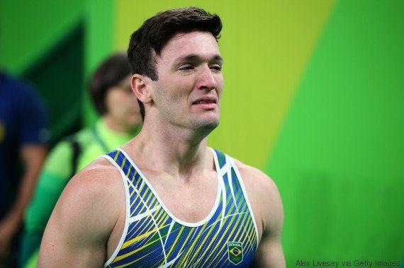 Choro de alegria e orgulho! Diego Hypólito brilha em sua estreia na Rio