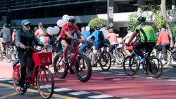 A ciclovia da Paulista: símbolo da reconquista da cidade para as