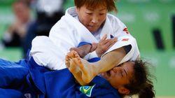 Apesar da torcida, não deu. Sarah Menezes fica em 7º na Rio