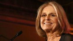 Gloria Steinem viaja o mundo para fazer documentário