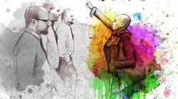 Artista espanhol faz homenagem LINDA a ativista que enfrentou