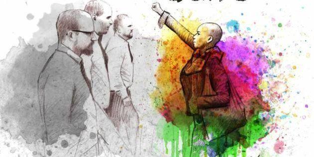 Artista espanhol faz homenagem LINDA a ativista que enfrentou nazistas na