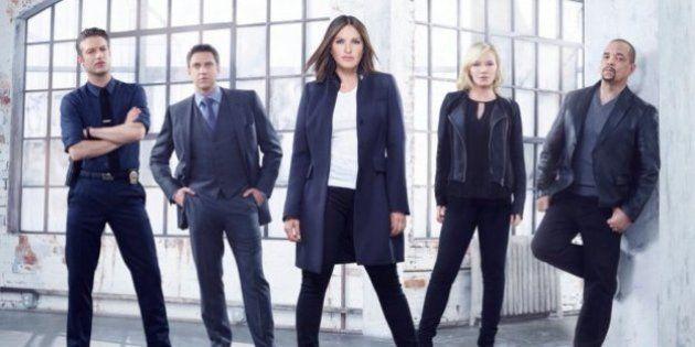 'Law & Order: SVU' é renovada para 18ª