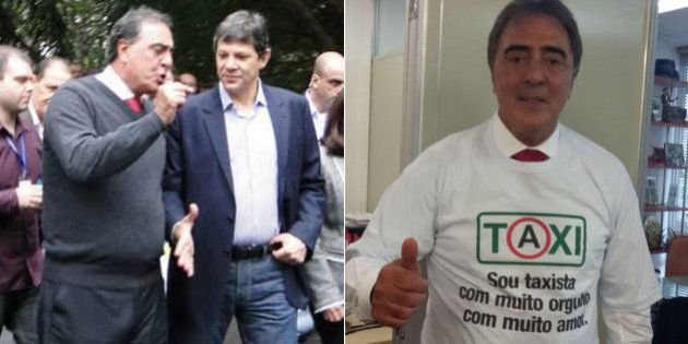 Defensor dos taxistas, vereador Adilson Amadeu é citado por esquema de propina da Máfia do ISS em São