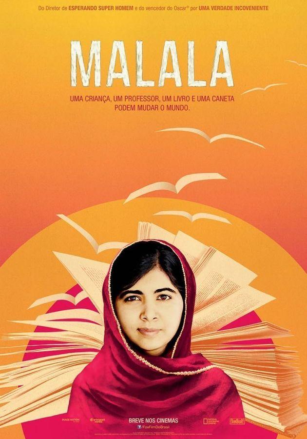 Documentário sobre Malala Yousafzai chega ao cinemas do Brasil em