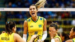 Garotas de ouro! Brasil derrota Tailândia no Grand Prix de Vôlei e segue