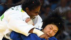 Por pouco! Judoca Érika Miranda perde o bronze na Rio