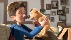 ASSISTA: Curta-metragem com cachorrinho de 3 patas dá lição sobre