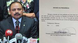 Passando vergonha: Waldir Maranhão decide revogar anulação de impeachment de