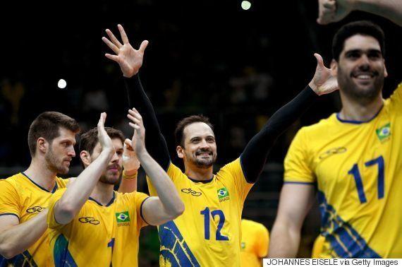 Rumo ao tri! Meninos de ouro estreiam com vitória sobre o México no vôlei