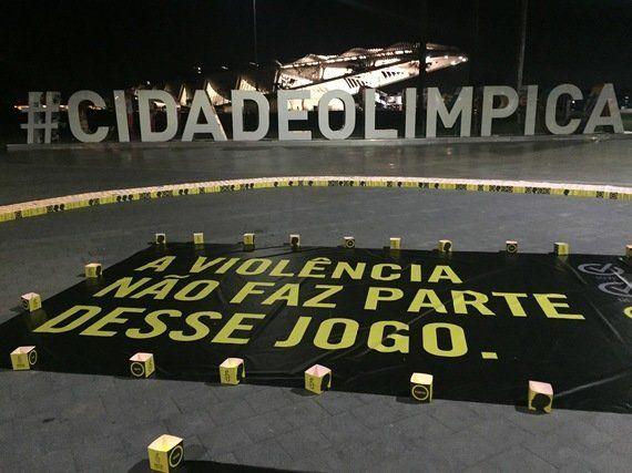 Rio 2016, a militarização como