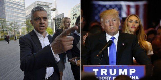 Só piora: Trump diz que prefeito de Londres seria 'exceção' a banimento de muçulmanos nos