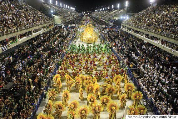 11 motivos que fazem do Carnaval do Rio de Janeiro o melhor do