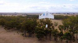 O futuro chegou! Google quer começar a fazer entregas por 'drones' em