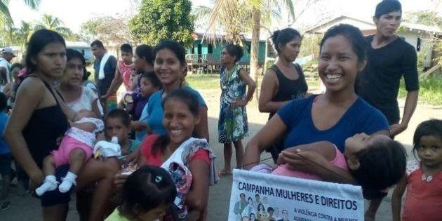 Amazônia: O lugar onde a Lei Maria da Penha ainda não chegou e a violência contra a mulher é