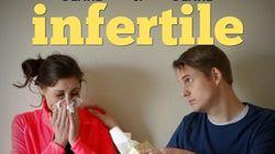 'Anúncios de não-gravidez'? Este casal está usando o humor para falar sobre