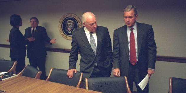 11 de setembro: EUA divulgam fotos inédias do gabinete de