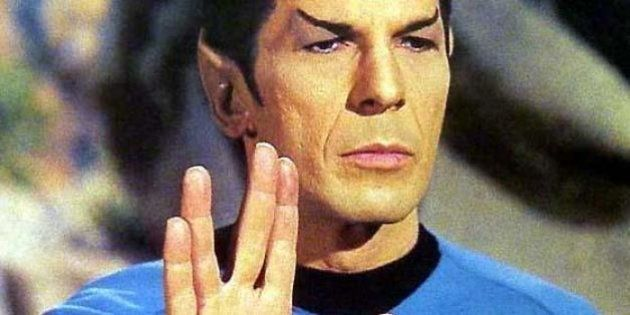 Farewell Mr. Nimoy, you will be missed.Beam him up,
