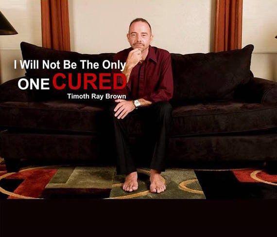 Um encontro com Timothy Ray Brown, o único homem do mundo curado do