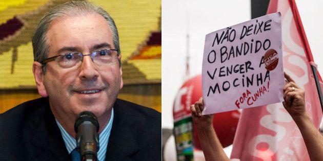 Cunha estuda pedir proteção de Corte de Direitos Humanos, mas Associação Brasileira LGBT promete 'desmascará-lo'
