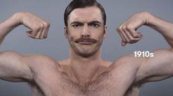 ASSISTA: 100 anos de estilo e beleza masculina em apenas 2