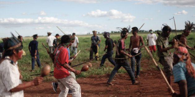 Servidores da Funai teme escalada da violência após ataque contra índios no interior do