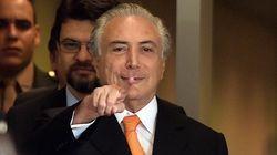 Com derrota quase certa de Dilma, Temer prepara mensagem de