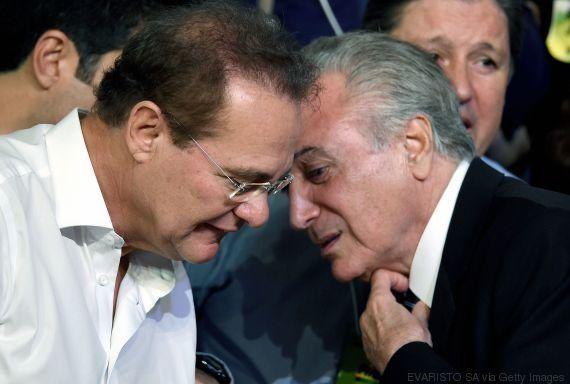 Renan Calheiros se diz 'parlamentarista' e cobra que Temer faça reforma