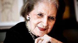 Lygia Fagundes Telles é a primeira mulher brasileira indicada ao Nobel de