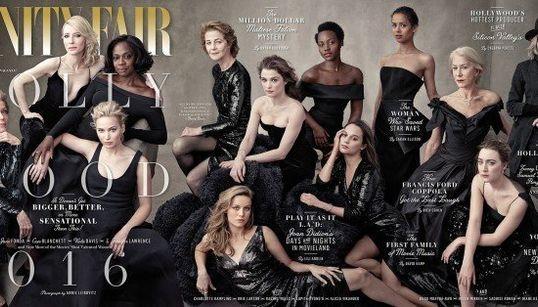 Diversidade: Vanity Fair faz capa de edição especial apenas com mulheres – e de diferentes