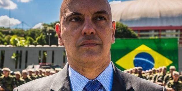 Alexandre de Moraes, o ministro da Justiça de Temer, tem no currículo ataques a estudantes e movimentos