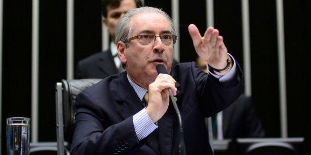 Cunha diz que não sai da presidência da Câmara mesmo se virar réu no