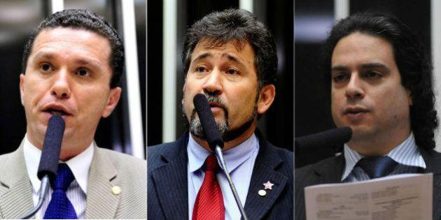 Presidente do Conselho de Ética vai escolher um destes três deputados para definir o futuro de