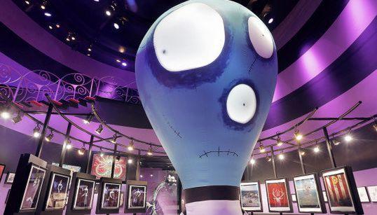 A macabra exposição de Tim Burton em SP vai fazer os olhos dos fãs
