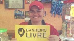 Sem aperto! Campanha quer #BanheiroLivre para foliões no Carnaval de São