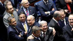 Saiba como votou cada senador na sessão que determinou o afastamento de Dilma