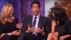 ASSISTA: Aqui está uma amostra da aguardada reunião de 'Friends' -- e já está bem