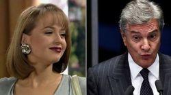 Internet para com discurso de Collor e compara ex-presidente a Paola
