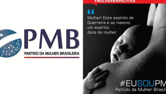 Feminino x feminista: Que Partido da Mulher Brasileira é esse que chega às suas primeiras