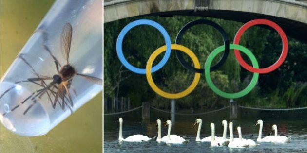 Governo nega qualquer possibilidade de cancelar Olimpíada por causa da
