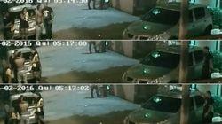 ASSISTA: PM de folga dá em cima de namorada antes de matar jovem em